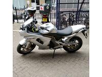 Kawasaki ER6F 2006 w/ Service History, MOT Till February 2019, Mileage 18826