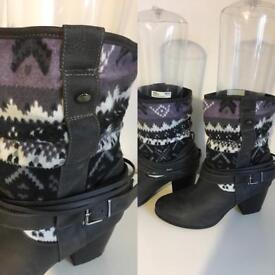 Various womens shoes and boots (mixed sizes)