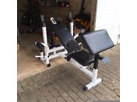 Multi bench in good condition