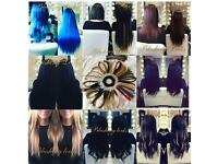 Blushing Locks hair extensions