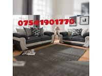 THIS WEEK SPECIAL OFFER HANNAH 3+2 SEATER SOFAS FREE DELIVERY