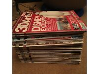 32 3D artist magazines for sale