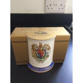 Vintage collectible Ringtons Golden jubilee mug