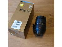 Nikon AFS DX VR 18-200 Zoom lens