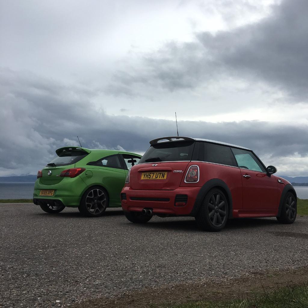 Mini Cooper S Requires New Alternator
