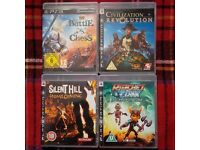 PS3 Rare Game Bundle