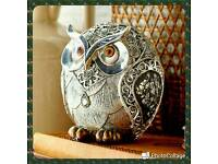 ☆Silver Rose Owl☆