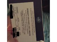 Kell Brook v Gennady Golovkin - 1 Ticket in Block 110