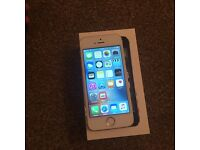 iPhone 5s gold 16 gig
