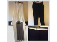 Job lot Ladies Trouser some Next size 10