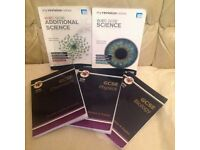 5 GCSE Science revision books