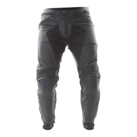 DAINESE leather motorcycle trousers UK 40 PERFECT CONDITION