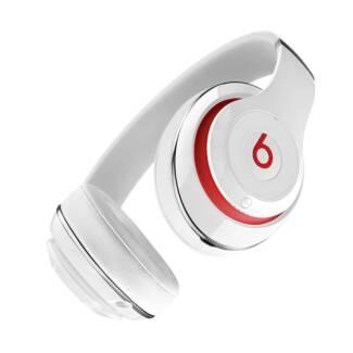 Beats Studio 2.0 Wired Over-Ear Headphones - White (Genuine Aust)