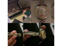 Luxury quality ladies watch