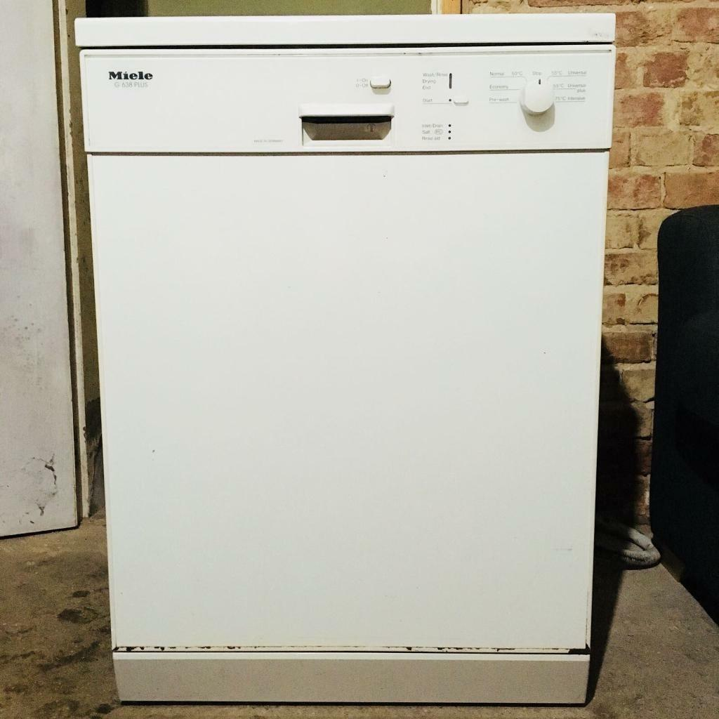 miele dishwasher in reading berkshire gumtree. Black Bedroom Furniture Sets. Home Design Ideas