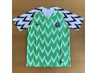 Nike Nigeria Home Football Shirt World Cup 2018 BNWOT