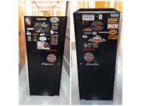 Snap on KRL7012 side lockers toolbox roll cab