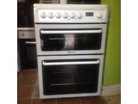 Hotpoint cooker 60 cm wide
