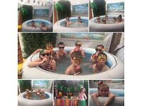 Hot Tub Hire from £74.95 a Night!