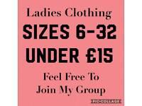 Brand new ladies clothing