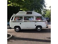 VW T25 Karisma campervan, reliable and very good condition