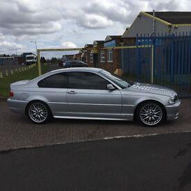 BMW 330i coupe MSPORT