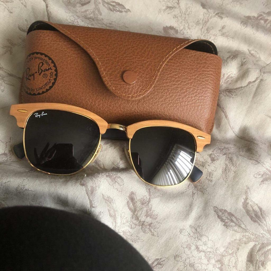 Limited Edition Ray Ban Sunglasses