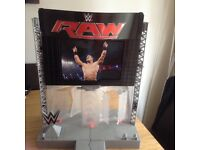 WWE Wrestling Playset
