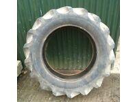 Front Tractor Tyre Firestone 10-24 suit digger dumper plant machine excavator 4wd 4 ply 10 x 24
