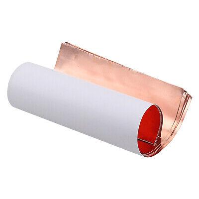 5 Pcs Single Lead Copper Foil Tape Emi Conductive Shielding Paper 30x20cm