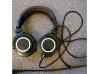 Audio Technica ATH M50xDG Limited Edition Headphones
