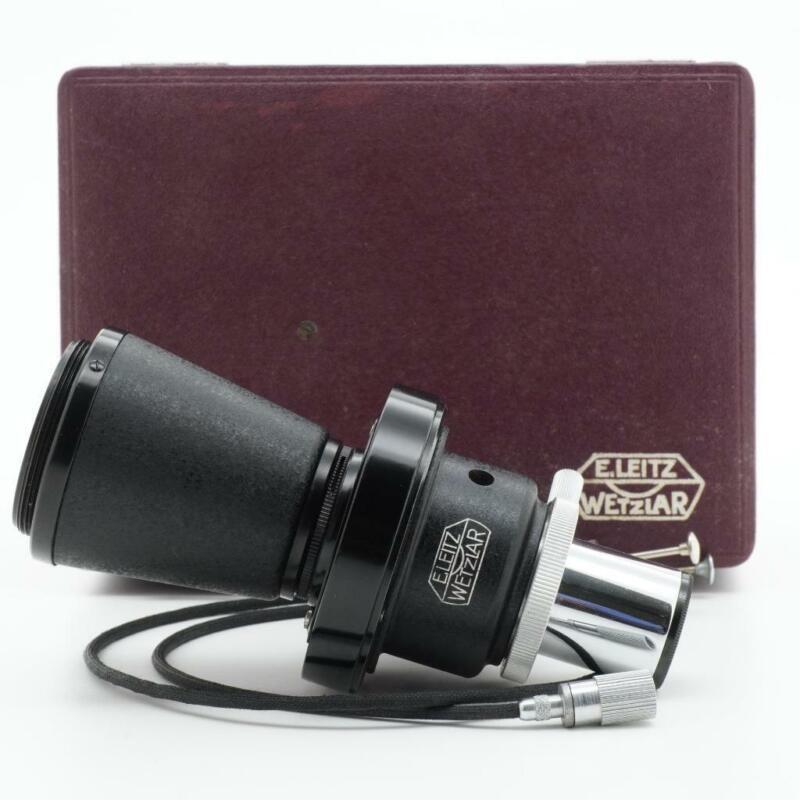 Leitz Leica MIKAS Microscope Adapter
