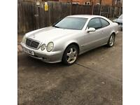 MERCEDES CLK 320 AMG - OPEN TO OFFERS