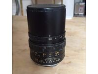 Leica Elmarit-M 90mm f2.8 1:2.8/90 E46 Telephoto Lens