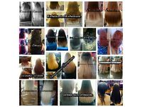 Extensionize Extensions - hair extensions micro ring, nano ring, fusion bonded, mobile or home based