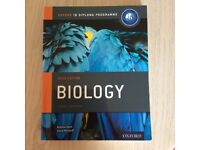 IB Biology Course Companion Textbook latest edition (Higher and Standard level)