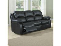Genuine Leather 3 seater sofa LOW PRICE