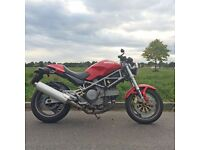 Ducati Monster 620 or 600 ie 2004 model