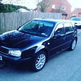 Vw golf 1.9 tdi match 2003 169000