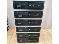 HP Compaq elite 8300 SFF Core i7-3770 @3.40GHz 8GB Ram 500GB HDD WIN 10