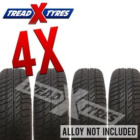 4x 175/65R14 Kingpin Pacer Tyres Fitting Available Four 175 65 14 Tyres x4