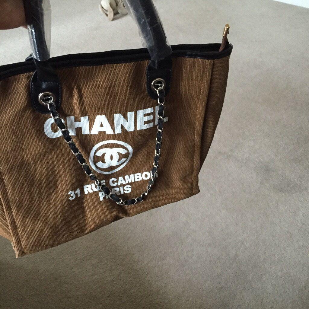 ... Chanel beach bag best cheap 74dfe 08d25  Coach hand bag in Romford 5e6ebf842a874