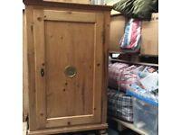 Old Pine Cupboard/ Kitchen Larder £250