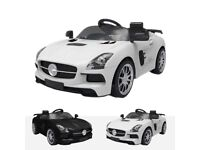 MERCEDES SLS ELECTRIC RIDE ON CAR BRAND NEW