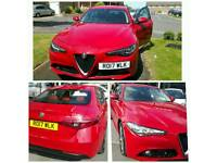 Alfa romeo 2017 Brand new car had to leave the country.