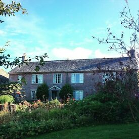 Friendly Couple to work on Farm & Busy Holiday Business - 2017 - Hay on wye. Private Accommodation