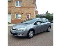 VAUXHALL ASTRA 1.6 EXCLUSIV, MOT 12 MONTHS, FULL SERVICE HISTORY, CRUISE, ONE PREVIOUS OWNER