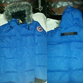 Mens Canada Goose Puffa Jacket