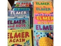 Elmer Picture Book Collection - 10 Books