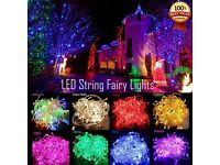 Brand new 300LED mixed colors Fairy Lights Indoor/Outdoor String Lighting Xmas Christmas ,30m long